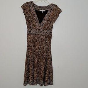 diane von furstenberg enola silk dress